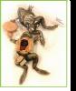 Frog Dissection Training Manikin