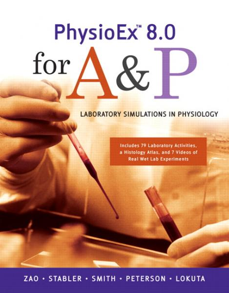 physio lab ex 8 0 exercise 7 respiratory volumes Human anatomy & physiology laboratory manual with physioex 80 the respiratory system exercise 36 physioex™ v80 computer simulations exercise.